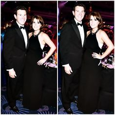 goodkingharry:  Princess Eugenie and boyfriend Jack Brooksbank, Boodles Boxing Ball, 2013
