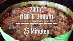 Rhabarber-Himbeer Crumble - Rezept von Joes Cucina Verde Zucchini Sticks, Beef, Food, Raspberries, Crumble Recipe, Oven, Food Food, Meat, Essen