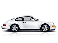 See the Evolution of the Famed Porsche 911 in 7 Photos | 1988-1994: The 964. The late 1980s weren't so good for Porsche, which was dealing with a sluggish German economy as well as heated competition from cars like Acura's NSX. And so it overhauled the 911, adding four-wheel drive, power steering, ABS, and a rear spoiler that deployed above 50 mph.  | Credit: Photography by Porsche Archiv, Porsche-Werkfoto, from <em>Porsche 911</em>, Copyright Gestalten 2017 | From Wired.com