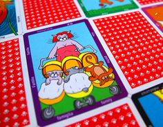 """Check out new work on my @Behance portfolio: """"Set of cards for the """"Fusa"""" (""""Purring"""") Gattolino game"""" http://on.be.net/1VmAap2"""