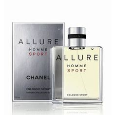 Allure Homme Sport (Cologne Sport) by Chanel.
