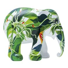 Elephant Parade | 10 cm Beauty in the City | Collectible | Hand Painted | www.homearama.co.uk