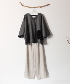 wool top by anny