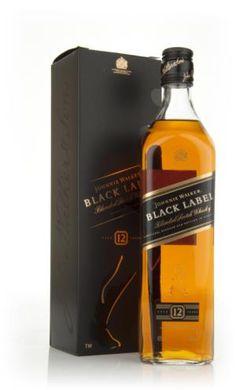 Johnnie Walker Black Label 12 Year Old Whisky  - Master of Malt