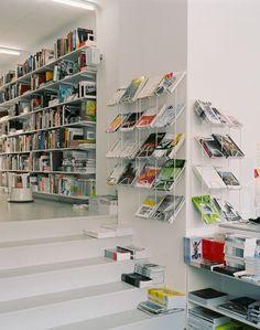 Pro qm | Themebased bookstore, opening hours from mon-sat 11:00-20:00, Almstadtstraße 48-50, Mitte, U Rosa-Luxemburg-Platz #Berlin