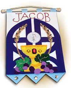 Boy's First Communion Banner Kit Gates