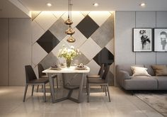 40 Small Cozy Apartment Design With Asian And Scandinavian Influences Ideas - Page 15 of 18 Small Cozy Apartment, Cozy Apartment Decor, Apartment Interior, Modern Apartment Design, Modern House Design, Modern Interior Design, Modern Apartments, Living Room Scandinavian, Scandinavian Apartment