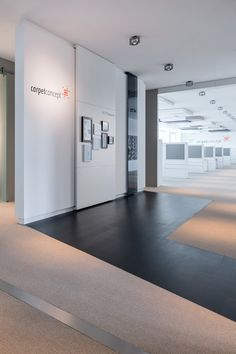 Carpet Concept headquarter by ACTINCOMMON, Bielefeld – Germany »  Retail Design Blog
