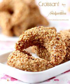Gâteaux Algériens aux Noisettes.