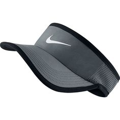 The sun and sweat lose every time to this men s Nike visor with  moisture-wicking technology. 5f6f55c9f8ce