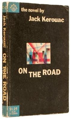 One of my favorite books, filled with the melancholy poetry of Jack Kerouac, and the loneliness of the road.