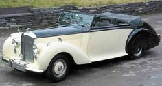 1950 Drophead Coupé by Park Ward (chassis B5GT)