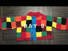 Cardigan Pattern, Crochet Cardigan, Blanket Crochet, Harry Styles, Bible Study Notebook, How To Make Buttons, Diy Crochet, Buttonholes, Picnic Blanket