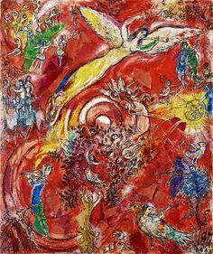 Marc Chagall | Couleur et Musique