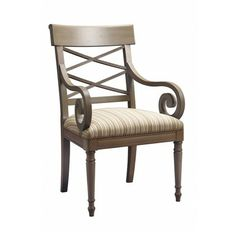 Neoclassic arm chair | Baker mr-3041 | Boyles.com