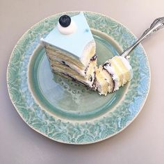 Cute Desserts, Dessert Recipes, Good Food, Yummy Food, Think Food, Just Cakes, Cafe Food, Sweet Cakes, Pretty Cakes