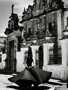 Izabel Goulart Photographed by Giampaolo Sgura VOGUE Brazil February 2013