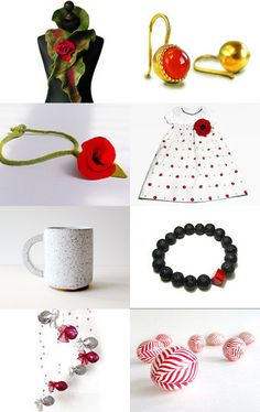 Spring gifts by Anna on Etsy--Pinned with TreasuryPin.com