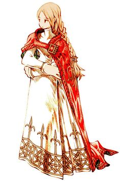 Ovelia from FFT