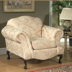 $449.00 Queen Elizabeth Chair Fabric: Hanover Merlot  From Triad Furniture   Get it here: http://astore.amazon.com/ffiilliipp-20/detail/B006XMBKN0/186-5615991-9718713