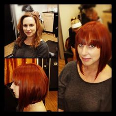Work by Wesley Boyce. | Kenra Color. Kenra Professional. Hair Color