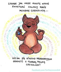Wombat, Emoticon, Winnie The Pooh, Haha, Disney Characters, Fictional Characters, Teddy Bear, Thoughts, Humor