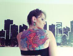 Tatoo feminina#tatoo