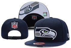 NFL Seattle Seahawks Snapback Hats--xdf