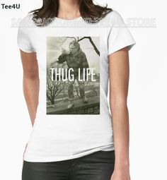 Give this a look : 2017  Bernie Sanders Thug Life  O-neck Short-sleeve Shirt  http://politishirtsusa.com/products/2017-unicorn-tumblr-tee4u-business-shirts-short-women-comfort-soft-throwback-bernie-sanders-o-neck-short-sleeve-shirt-for?utm_campaign=crowdfire&utm_content=crowdfire&utm_medium=social&utm_source=pinterest