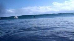 Surfing in Bocas del Toro, Panama.....the Caribbean has waves :)
