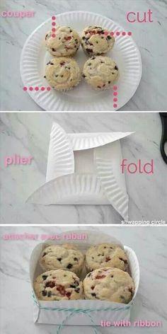 Muffinschachtel