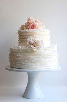 Unique Wedding Cake Simple 2015