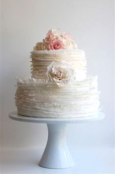Unique Wedding Cake Simple 2015