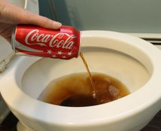 20 Practical Uses for Coca Cola…