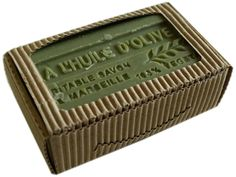 Olive Oil French Soap Moisturize your skin with our 100% vegetable Olive Oil soap. This soap is great for sensitive skin, can be use in body and face. Made in France