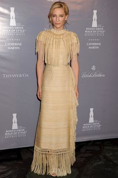 Celebrity Style - Cate Blanchett - monstylepin #fashion #celebrity #fashion #cateblanchett