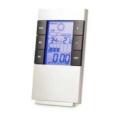Weather station and clock – Corporate Gifts, Creative Gifts, Weather, Phone, Fun, Promotion, Telephone, Promotional Giveaways, Weather Crafts
