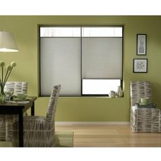 Cordless Top Down Bottom Up Cellular Shades in Silver (44 to 44.5 Inches Wide) (44W x 72H Silver) (Polyester)