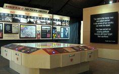 Buffalo Naval and Military Park, World War II Exhibit