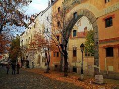 Skadarlija,Belgrade,Serbia