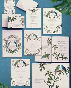 Stephanie Fishwick: Calligraphy & Watercolor Wedding Crest