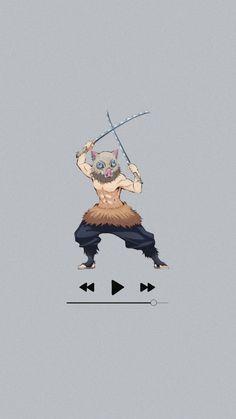 Music Inosuke Hashibira Wallpaper Kimetsu no Yaiba Otaku Anime Japan Animes Wallpapers, Cute Wallpapers, Home Lock Screen, Music Wallpaper, Diy Pins, Anime Japan, Slayer Anime, Otaku Anime, Icons