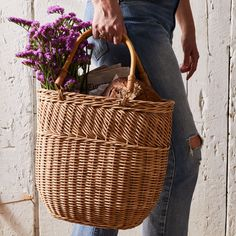 Rattan Bucket Bag on Food52