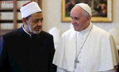 El Papa Francisco visitará Egipto el 28 y 29 de abril