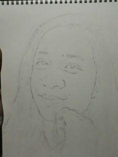 Pencil Drawings, Girls, Art, Toddler Girls, Daughters, Maids, Kunst, Art Education, Artworks