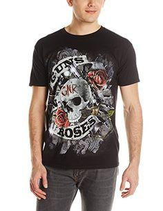 Bravado Men's Guns N' Roses Firepower T Shirt