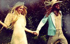 beautiful bohemian wedding | ... VINTAGE: Vintage Inspired Wedding: The Beautiful Bohemian Wedding
