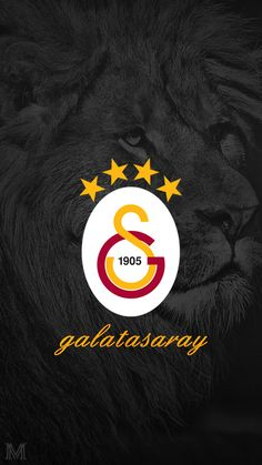 Galatasaray, the soccer team I will trade for nothing or anyone. If there are derby . Mobile Wallpaper, Iphone Wallpaper, Wallpapers En Hd, Equipement Football, Disney Makeup, Lion Logo, Most Beautiful Wallpaper, Great Backgrounds, Football Team