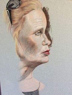 """Check out my @Behance project: """"Quick Portraits"""" https://www.behance.net/gallery/32731083/Quick-Portraits"""