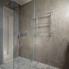 Tadelakt Stone badkamer Tierrafino Amsterdam particuliere opdracht